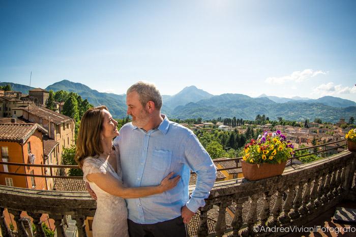 foto matrimonio barga