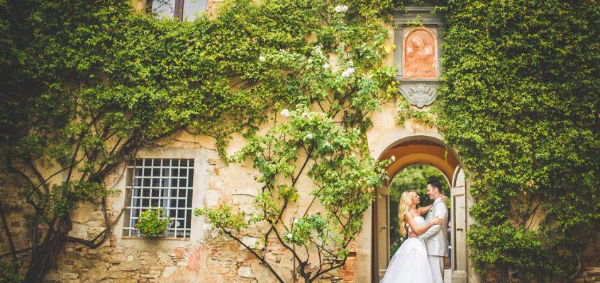 Wedding Andrew & Stacey – Siena – 2 October 2015