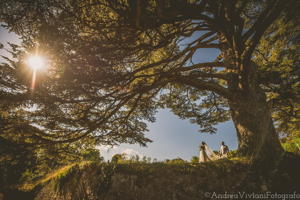 Wedding Amy & Lee – Barga – 11 August 2016