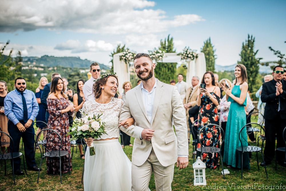 Matrimonio Keith & Samantha – 21 Settembre 2017 – Barga