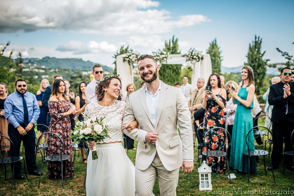 Wedding Keith & Samantha – 21 September – Barga