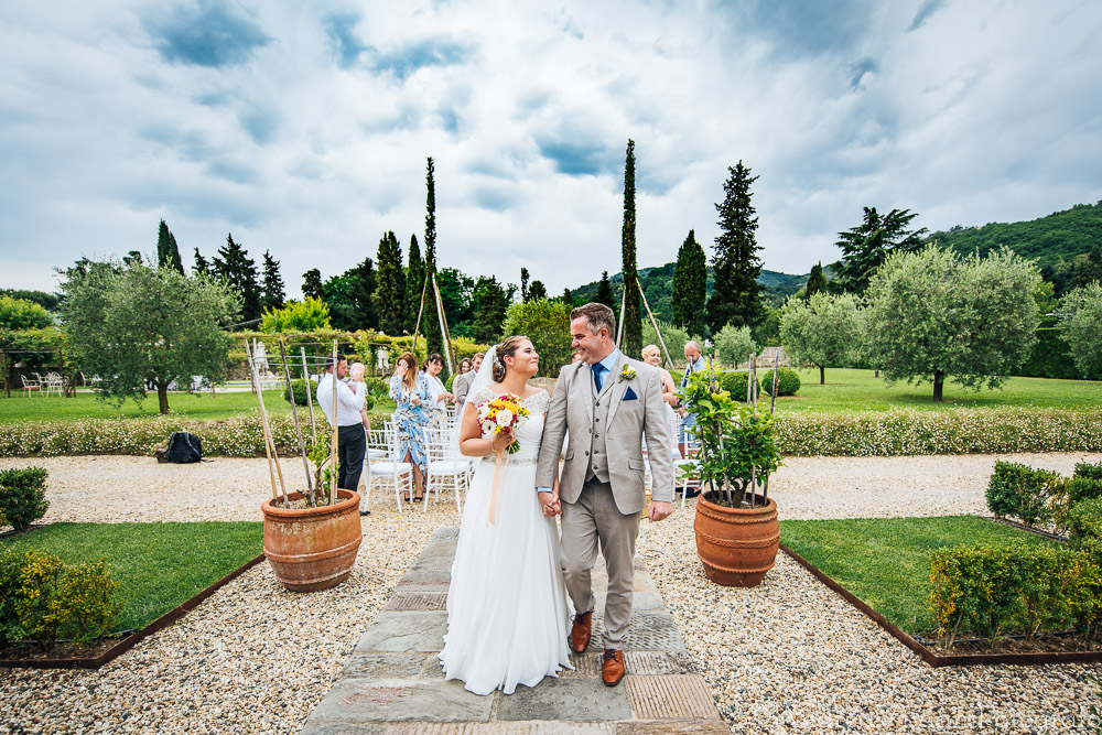 Wedding Mick & Lynsey – 7 June 2018  Lucca